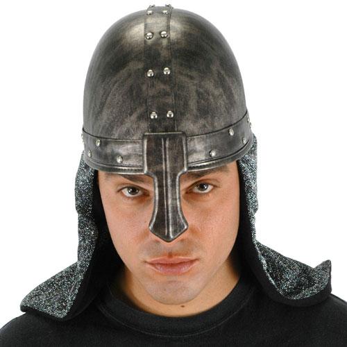 Elope 151042 Black Knight Helmet