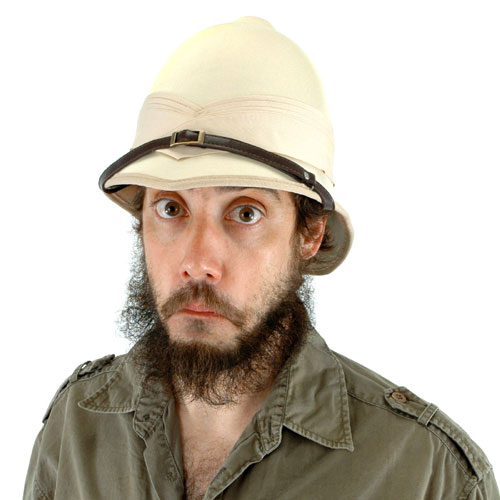 Elope 151104 British Pith Helmet
