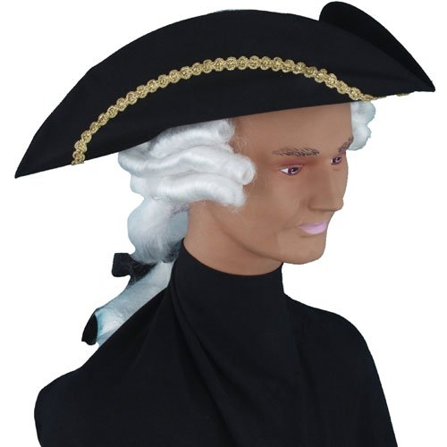 Forum Novelties Inc 17187 Colonial Hat with Wig Child