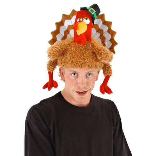 Elope 141437 Gobbler Hat Hat
