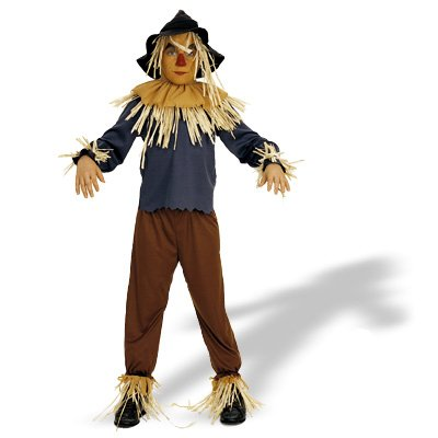 Rubies Costume Co 7659 The Wizard of Oz Scarecrow Child Costume Size Large- Boys 12-14 BUYS8117