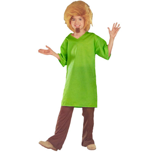 Rubies Costume Co 17699 Scooby-Doo Shaggy Child Costume Size Small- Boys 4-6 BUYS8240