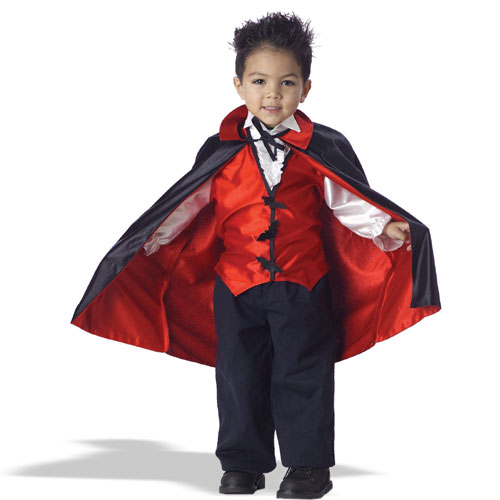 California Costume Collection 18443 Vampire Toddler Costume Size Toddler