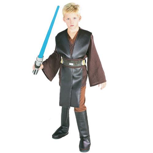 Rubie's Costume Co 18791 Star Wars Anakin Deluxe Child Costume Size Medium- Boys 8-10 BUYS8334