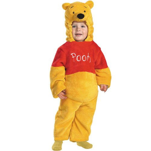 Disguise Inc 32802 Winnie the Pooh Infant Costume Size 12-18 Months
