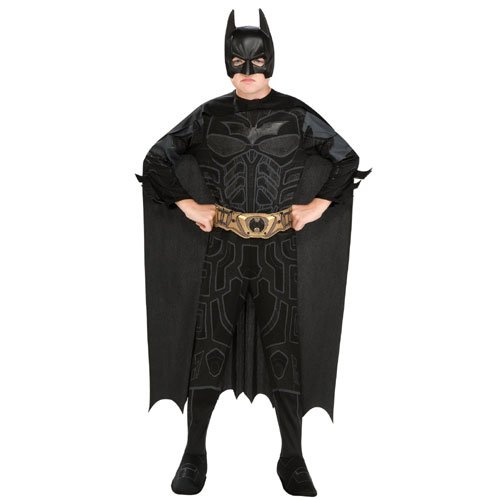Rubies Costume Co 32963 Batman Dark Knight Batman Child Costume Size Large- Boys 12-14