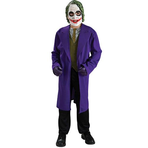 Rubies Costume Co 32964 Batman Dark Knight The Joker Child Costume Size Large- Boys 12-14 BUYS8885
