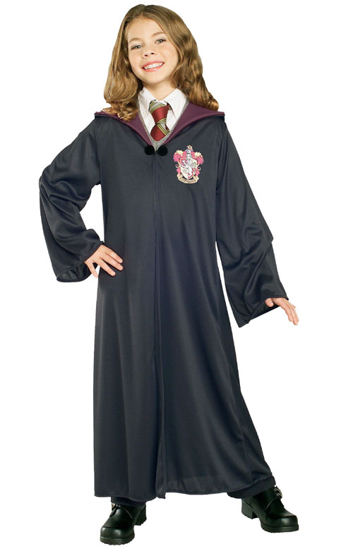 Rubies Costume Co 33031 Harry Potter-Gryffindor Robe Child Costume Size Small- Boys 4-6 BUYS8907