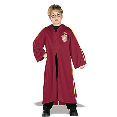 Rubieamp;apos;s Costume Co 33047 Harry Potter Quidditch Robe Child Costume Size Medium Boys 810