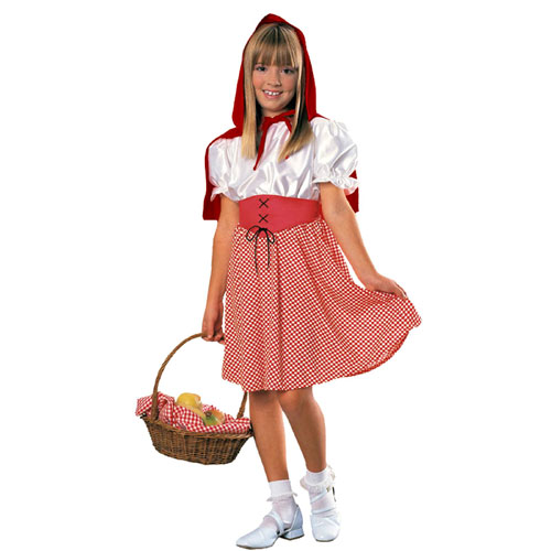 Rubies Costume Co 17742 Red Riding Hood Classic Child Costume Size Large- Girls 12-14