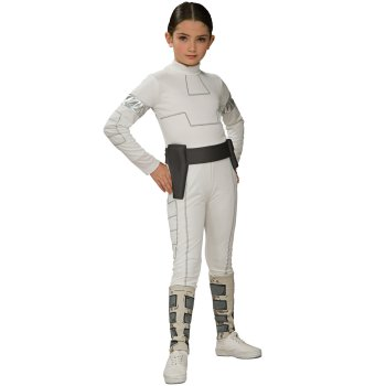 Rubies Costume Co 33072 Star Wars Animated Padme Child Costume Size Small- Girls 4-6 BUYS9983
