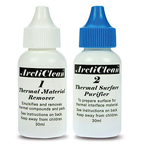 Arcticlean 1 and 2  Surface Cleaner  60ml Kit
