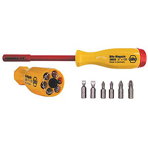 Wiha 6-In-1 Insulated Screwdriver Set
