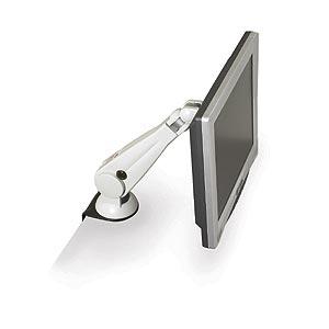 Desk Clamp Mount Arm LCD Monitors  La-01