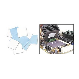 Ziotek 148 0012 1 Thermal Squares - 10 Pack