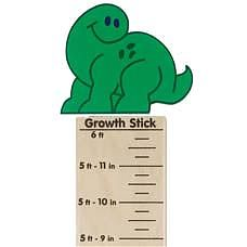 Maple Landmark 25225 HANGANAME GROWTH STICKS DINOSAUR
