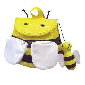 Kidorable KDR_BEE-BACKPACK Bee Backpack