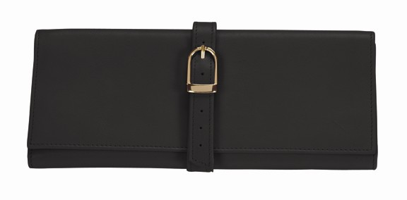 Jewelry Roll - Black