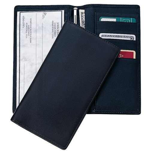 Royce Leather 145-COCO-5 Checkbook & Secretary - Coco at Sears.com