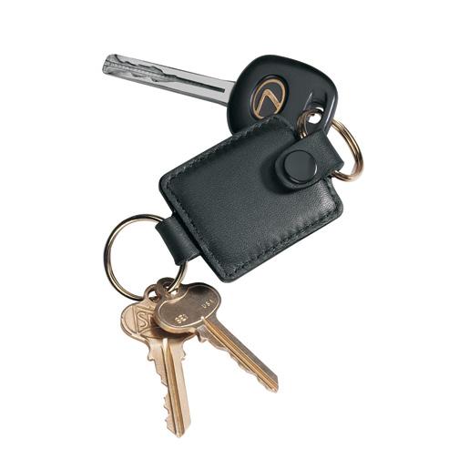 Royce Leather 610-TAN-5 Valet Key Fob - Tan