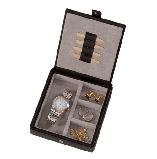 Royce Leather Watch Cases