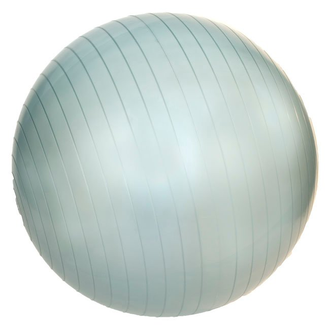 J Fit 20-2201 Professional Exercise Ball 55cm - Pearl Green