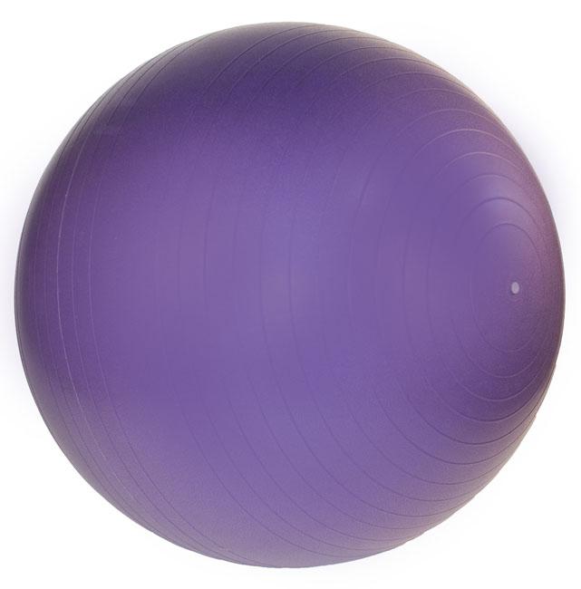 J Fit 20-2601 Professional Exercise Ball 65cm - Purple
