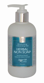 Nutra-Lift 676896000136 Herbal Non Soap Cleanser8 oz