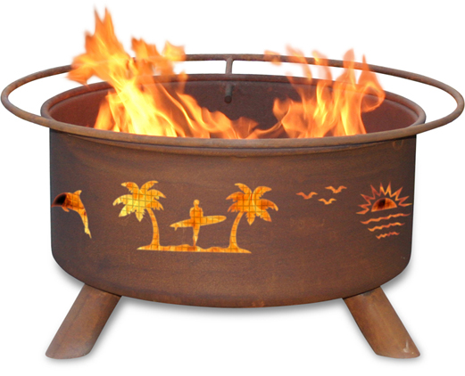 Patina Products F117 Pacific Coast Fire Pit