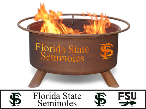 Patina Products F211 Florida State Fire Pit