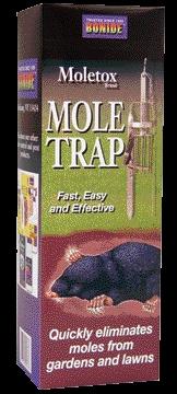 Bonide Products 61117 Mole Trap Unit