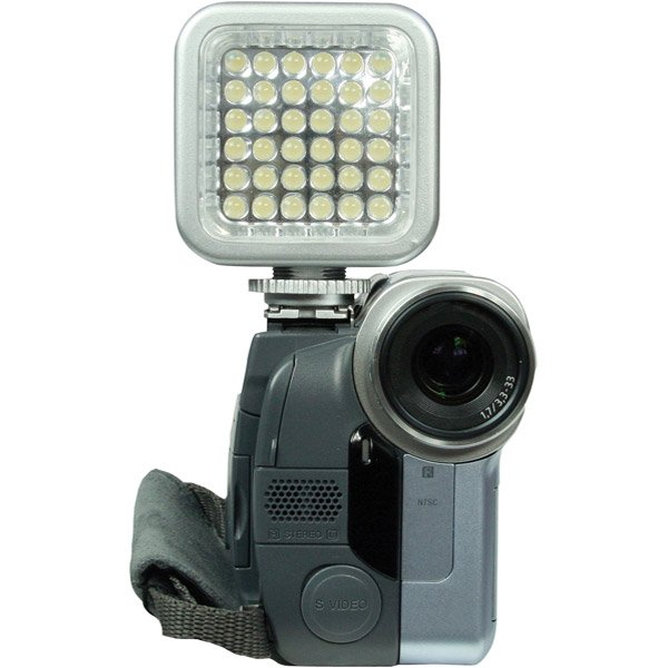 Sima SL-20LX Universal Pro LED Camcorder Light