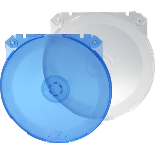 Image of Allsop 27030 CD Twin Pack Storage
