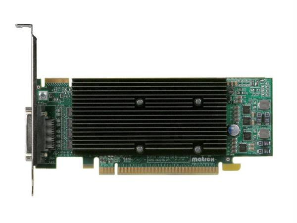 Matrox Graphics M9140-E512Laf The Matrox M9140 Lp Pcie X16 Quad Head