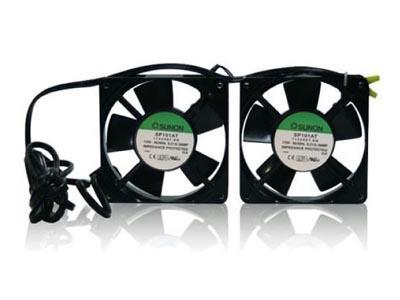 Istarusa Wa-Fanac120 120Mm Cooling Fans For Wallmount Cabinet