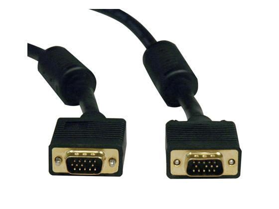 Tripp Lite P502-010 10Ft Svga Monitor Gold Cable
