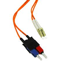 20m LC SC Duplex 62.5/125 Multimode Fiber ZX9SYN18120