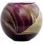Amethyst Candle Globe By Amethyst Candle Globe