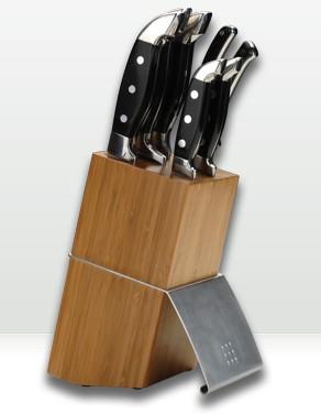 BergHOFF International 1306193 Orion 7pc Knife Block