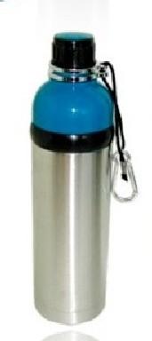 Good Life Gear SF6013 BLU 24 oz. BPA Free Water Bottle - Blue GODLG002