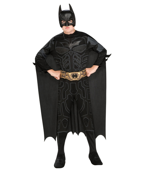 cstsp2423 Rubies Costume Co R883103S Dark Knight Batman Child Size Small
