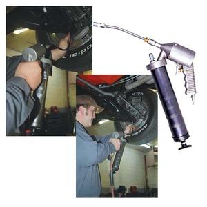 ATD Tools ATD-5252 Continuous Action Pneumatic Grease Gun