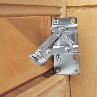 Rev-A-Shelf RS6552.95.0220.4 Tip Out Hinge with Trays over 16 in.