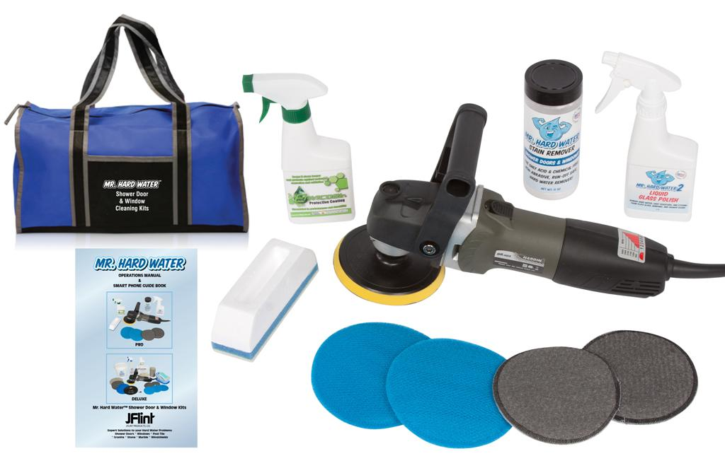 JFlint Products 306 Mr Hard Water- Power Tool System