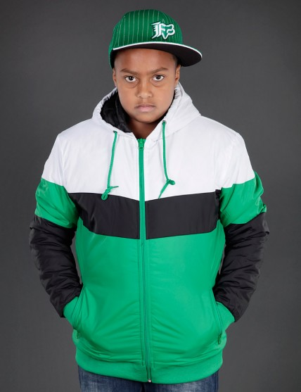 Barjan 114725 Baseball Jacket