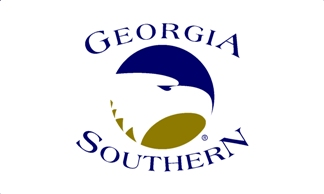 BSI Products 95137 Georgia Southern Eagles- 3 ft. X 5 ft. Flag W-Grommets