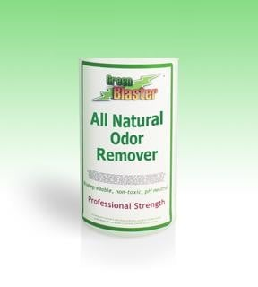 Green Blaster Products GB1GOD All Natural Odor Remover 1 Gallon  - Professional Size