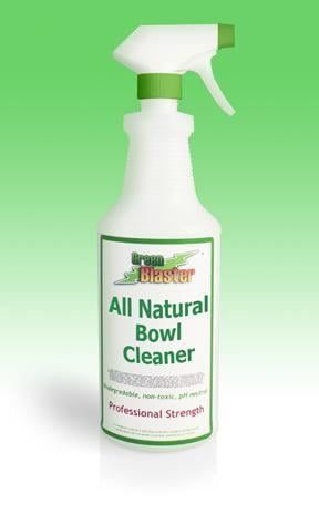 Green Blaster Products GBBL32R All Natural Bowl Cleaner 32 oz Refill
