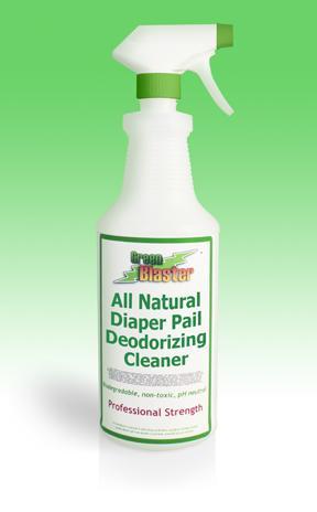 Green Blaster Products GBDPOD32R All Natural Diaper