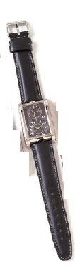 Jolie Montre 0042-2 Greenwich- Black - Charcoal Watch